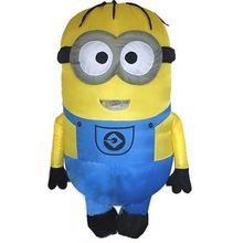 US $37.80 Halloween Party Inflatable Adult Minion Cosplay Costume Despicable Me Minion Costume Mascot 1.5 m-2 m Minion Inflatable Costume. Aliexpress product