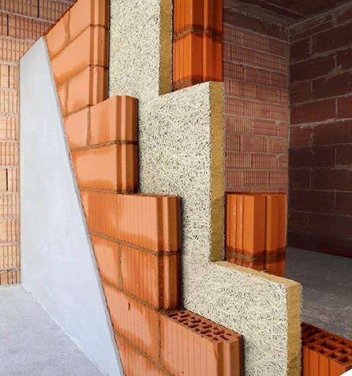 """ENGENHARIA NERD - no Instagram: """"Paredes com isolante térmico e acústico rs  . FAÇA PARTE VOCÊ TAMBÉM…   Arquitetura em tijolo, Design de casa,  Construção de casas"""