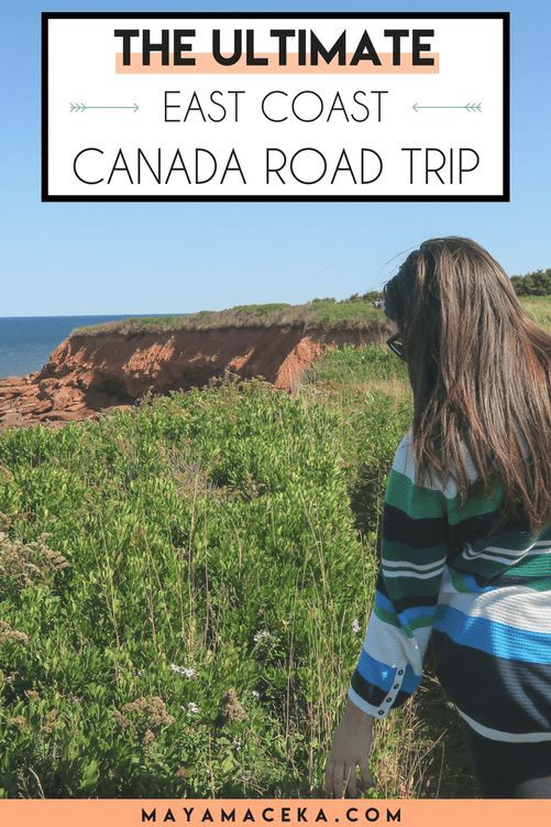 Planning a Canada East Coast Trip? I've put together an itinerary that will take you through the best of New Brunswick, Nova Scotia and Prince Edward Island. Click through and start planning your trip to the Maritimes... #canada #roadtrip