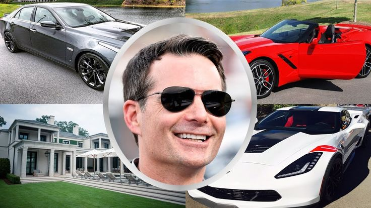Jeff Gordon Net Worth | Lifestyle | Cars | House | Family | Unknown Fact...