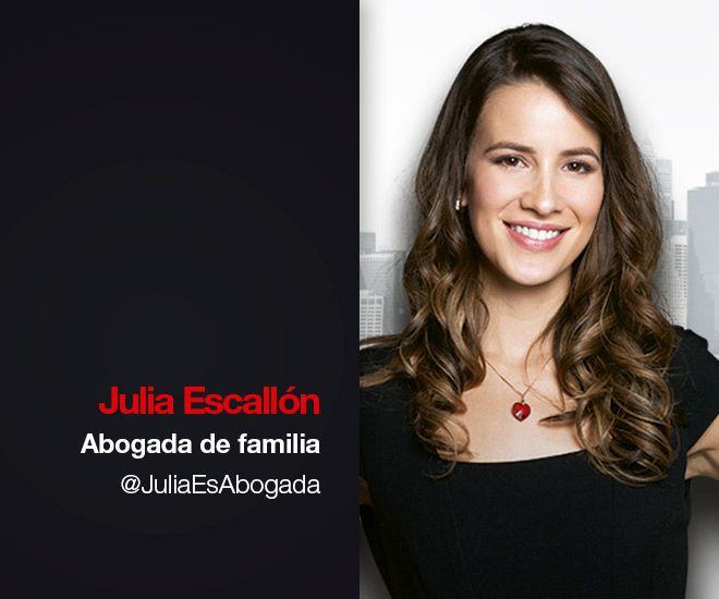 Catalina Mejía es una de las abogadas de La Ley del Corazón