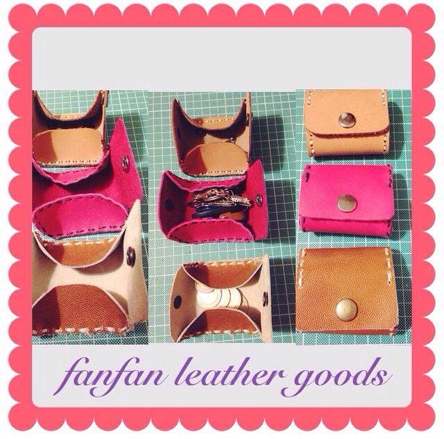 #leather#coinpurse#handmade#handcraft