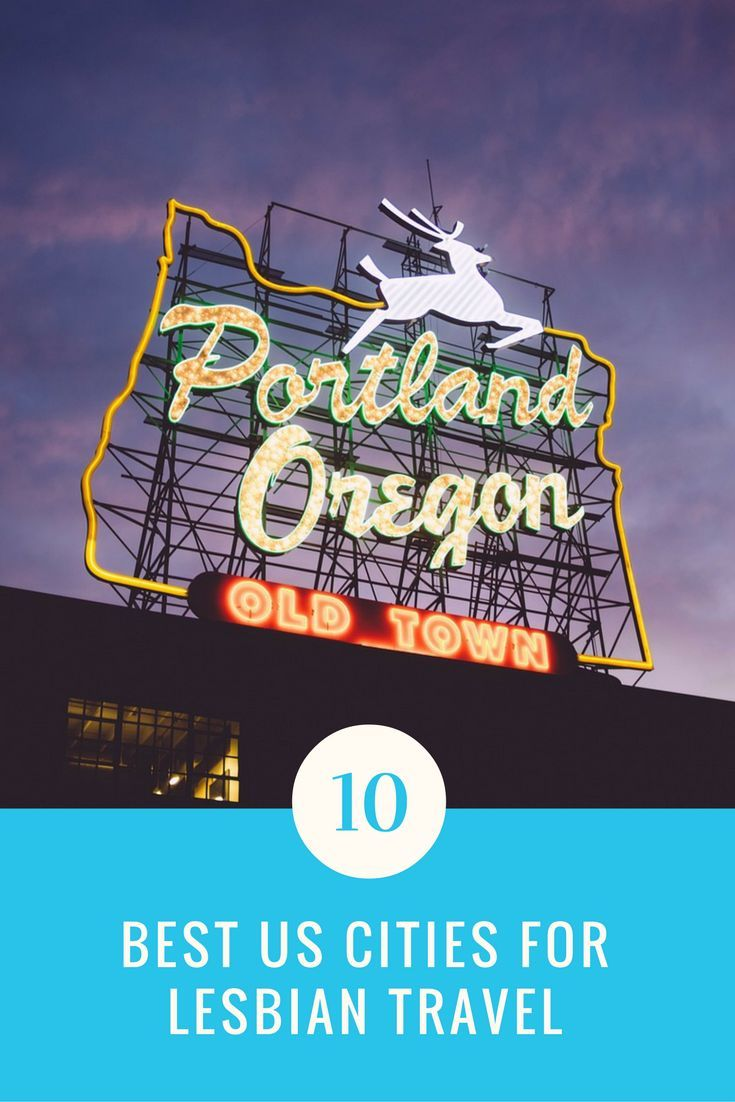 The best cities for lesbian travel in the US. Use this guide for your best LGBT friendly hotels, lesbian owned restaurants, and cool queer friendly activities in cities all around the United States. Via DopesontheRoad.com
