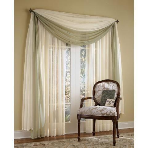 Elegante para la sala cortinas pinterest search for Cortinas elegantes para sala