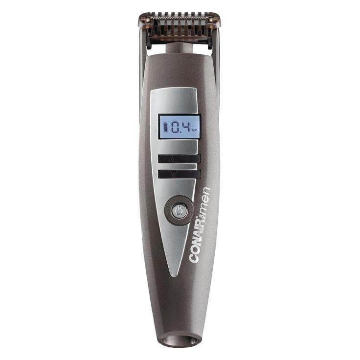 Conair GMT900R I-stubble Beard and Mustache Trimmer - CNRGMT900R