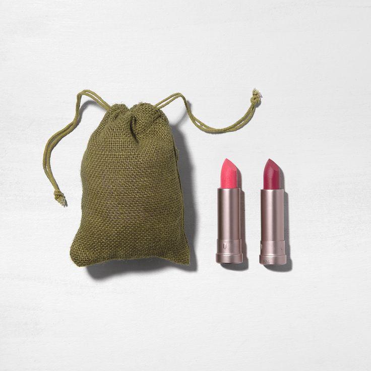 2 Pc. Currant & Prickly Pear Semi-Matte Lipstick Gift Set (Web Exclusive)