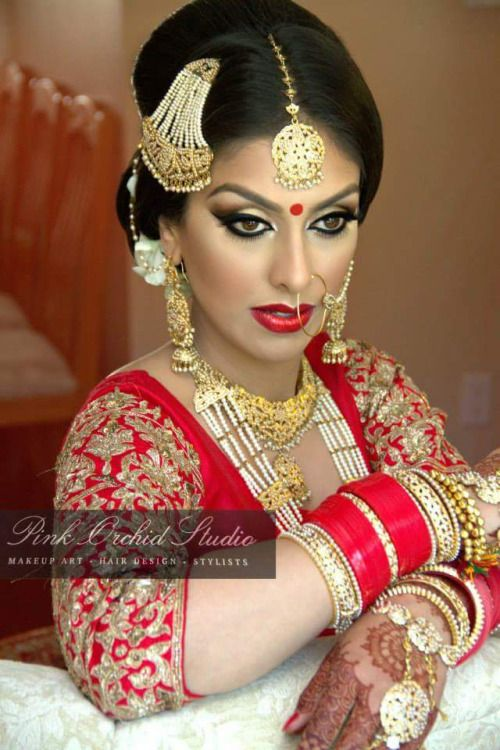 Ethnic Bridal Makeup : 17 Best images about ETHNIC EXTRAORDINARINESS on Pinterest ...