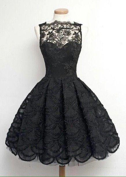 Resultado de imagen para vestidos negros