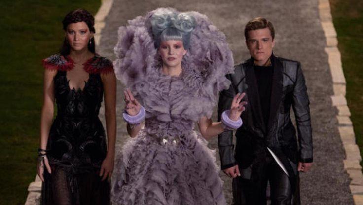 Katniss Peeta and Effie