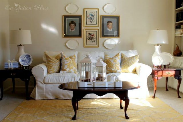 Comfort Works and IKEA ~ Sofa Cover Review