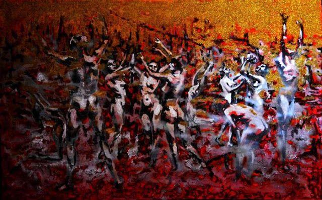 Cottonara: Złoto spływa z nieba - Art - Drozdova