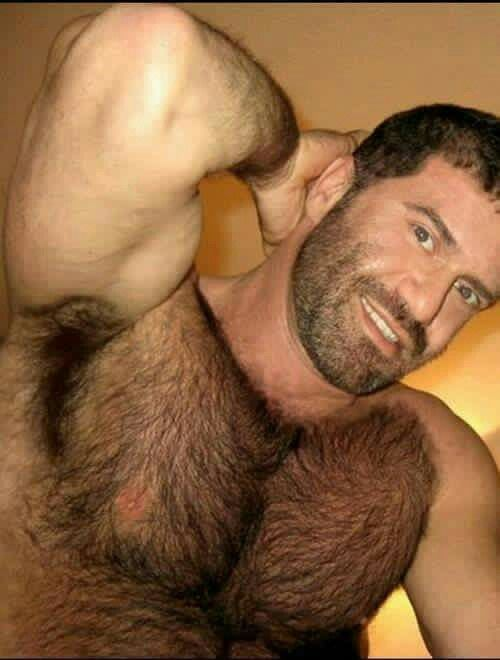 Love Hairy naked gentlemen videos