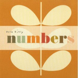 Amazon.com: Numbers (9780805094923): Orla Kiely: Books