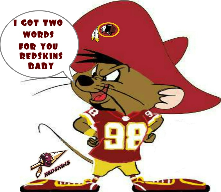 redskins baby