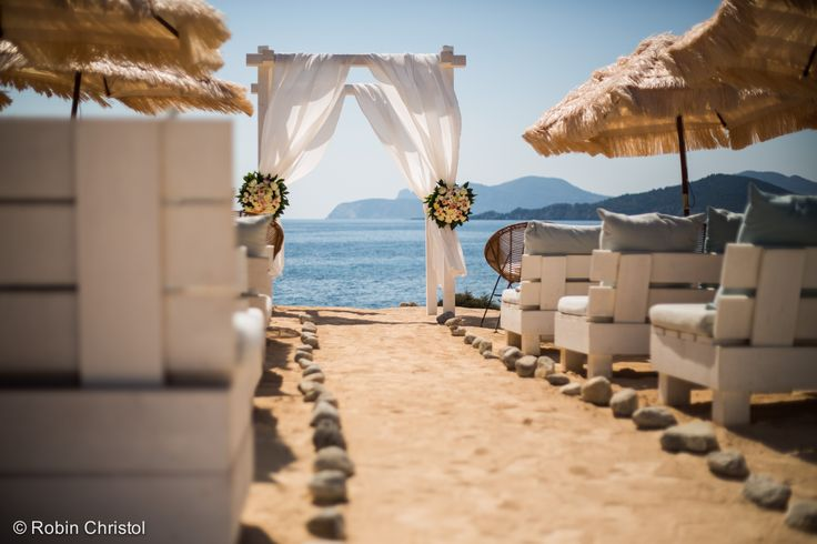 Experimental Beach - Ibiza wedding