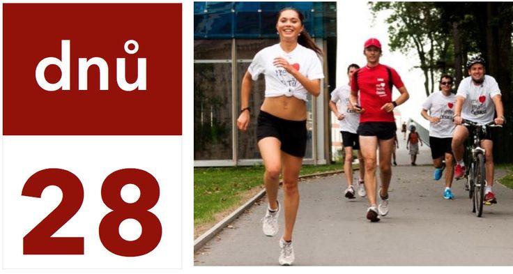 Rozběhni se s chůze - tréninkový plán