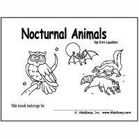 Owls Preschool Activities, Crafts, Lessons, and Printables | KidsSoup