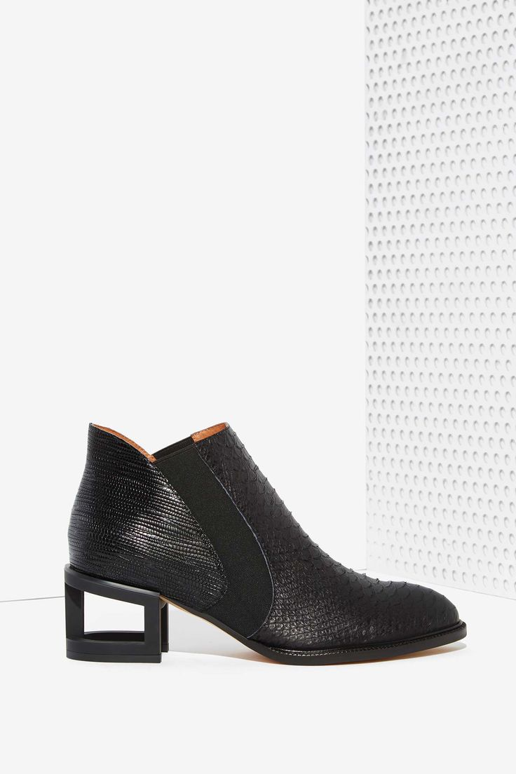 Jeffrey Campbell Duval Ankle Bootie