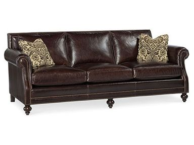 Shop For Bernhardt Brae Sofa, And Other Living Room Sofas At Goods Discount  Furniture Stores In North Carolina. Leather Shown: Pillow Fabric: Finish:  780 ...