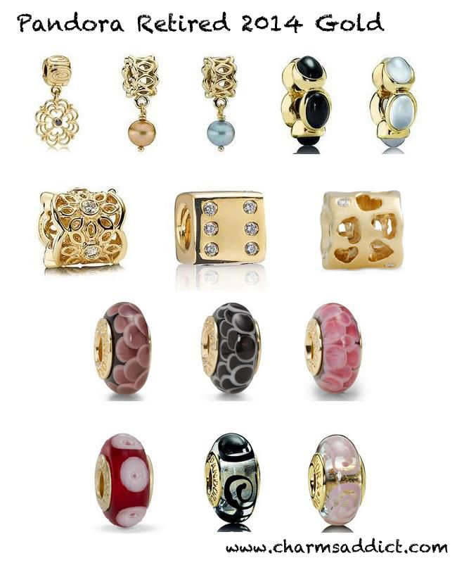 54 Best Retired Pandora Charms Images On Pinterest