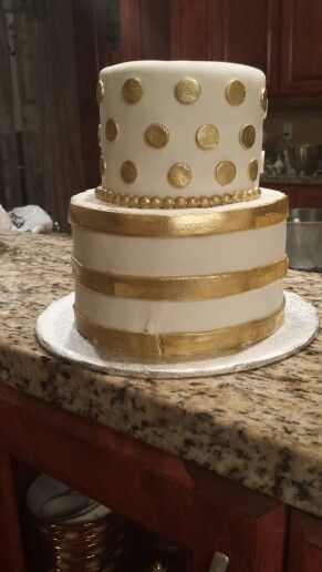 Kate Spade themed cake