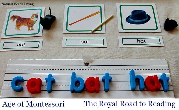 1216 Best Montessori School Language Arts Literacy Images