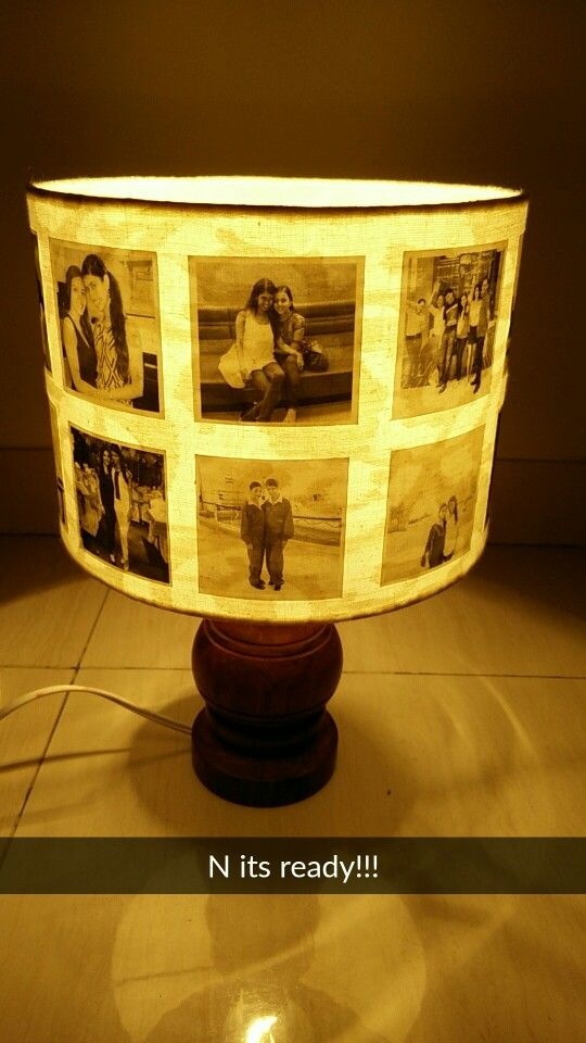 First lamp order! Wouldn't you love it in your room?