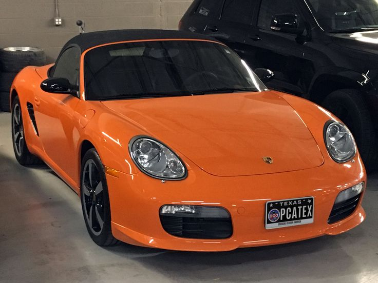 Orange 2008 Porsche Boxster S Limited Edition - 1 of 250 Built (Photo by Bill Orr) #MavPCA #PCA #PorscheClub #PorscheLife #PorscheClubOfAmerica #Autocross #Love #Porsche #porschelovers #PorscheLife #PorscheCars #PorscheBoxster #PorscheBoxsterS #BoxsterS #Boxster #S #987 #photooftheday #picoftheday #instagood #follow #luxury #car #speed #drive #Fast #Street #SportsCar #SuperCar