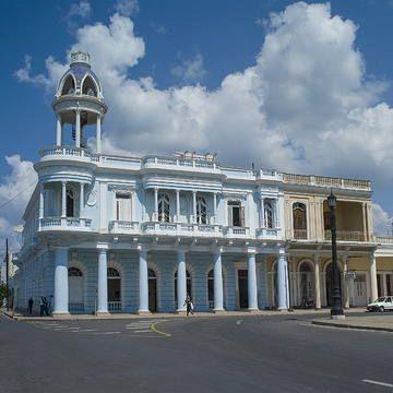 Urban Historic Centre of Cienfuegos, Cuba