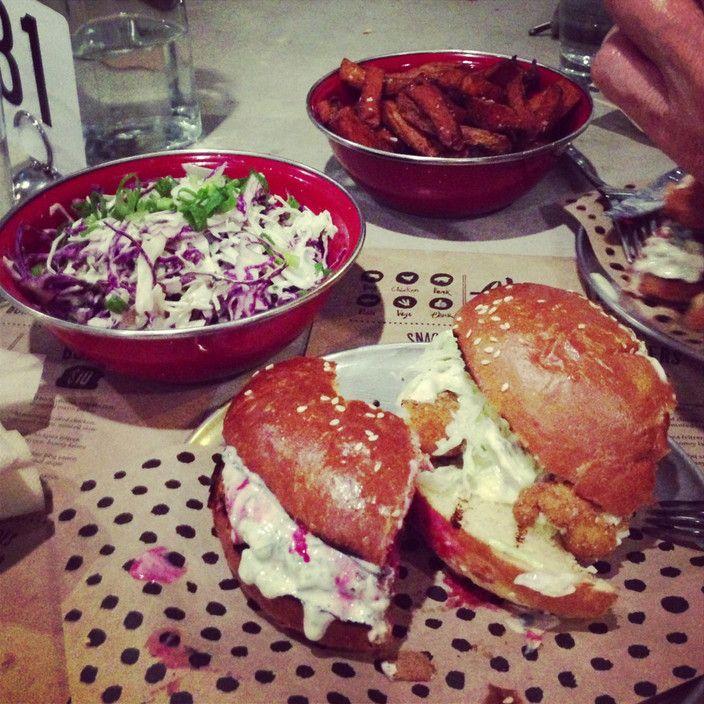 Chur Burger, Surry Hills Sydney NSW #restaurants #sydney