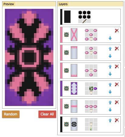 как сделать разноцветный флаг в майнкрафте #5