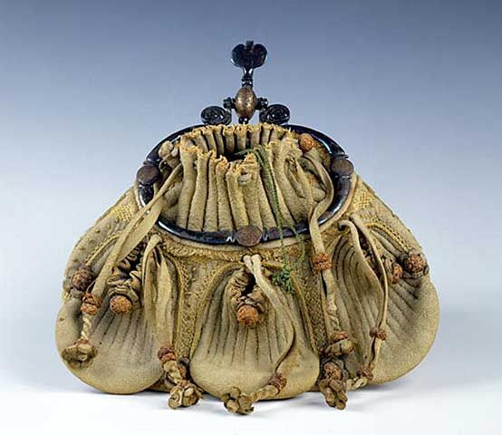 Французская школа, портмоне, 16-го века, французский  _  French School, Purse, 16th century, French