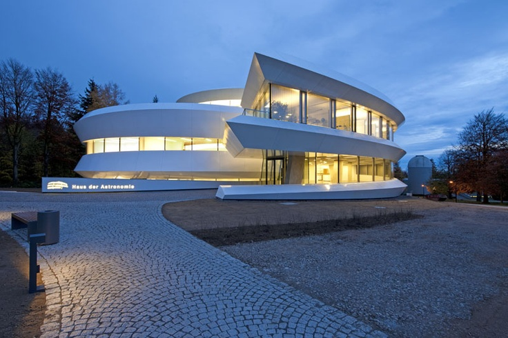 Haus der Astronome. Heidelberg, Germany. Visiting here in October! :D