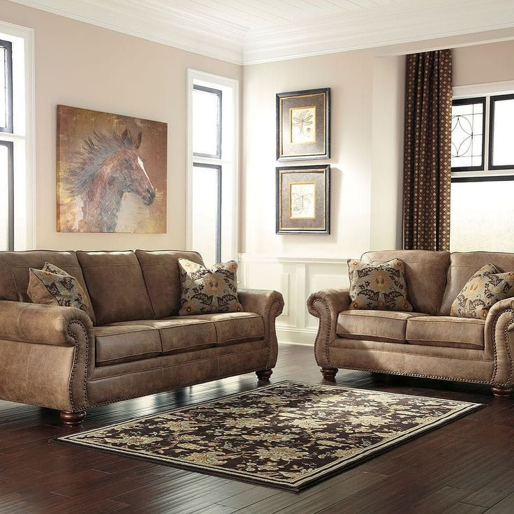 That Furniture Outlet - Minnesota's #1 Furniture Outlet. We have exceptionally low everyday prices in a very relaxed shopping atmosphere. Ashley Larkinhurst Earth Sofa & Loveseat thatfurnitureoutlet.com #thatfurnitureoutlet  #thatfurniture  High Quality. Terrific Selection. Exceptional Prices.