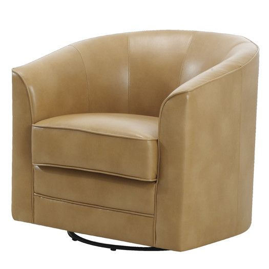 Morefield Swivel Barrel Chair | Swivel barrel chair