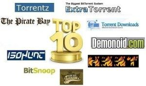 Best torrent sites of 2013 - Sync4Brain