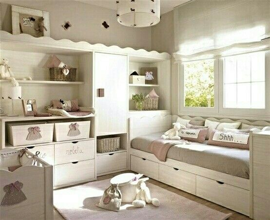 Shabby Chic On Friday kids (con immagini) Camerette
