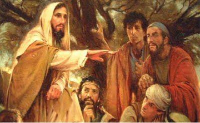 Lectio divina: Lectio divina del 31 de Agosto de 2014  Mateo 16, 21-27