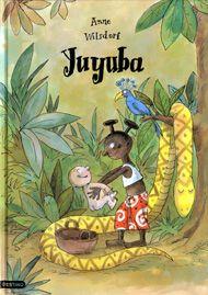 Mientras recoge en la selva africana las flores de la yuyuba para regalar a su mamá, Farafina salva a un bebé abandonado de ser engullido por una gran serpiente y consigue que termine siendo un miembro más de su ya numerosa familia.