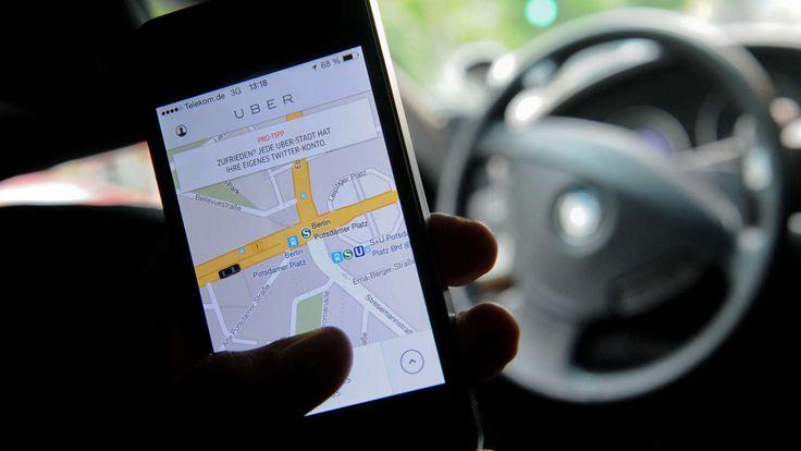 UBER Freie Fahrt für Taxi-Konkurrent Frankfurter Landgericht hebt Einstweilige Verfügung auf