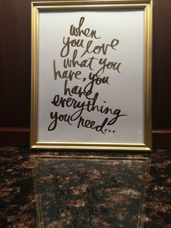 Framed and matted word art with inspirational quotes and phrases. Perfect substitute for a greeting card. Art can be displayed on a counter top, desk or coffee table. Frames also can be hung on a wall alone or as part of a grouping. Size: 8x10 inches