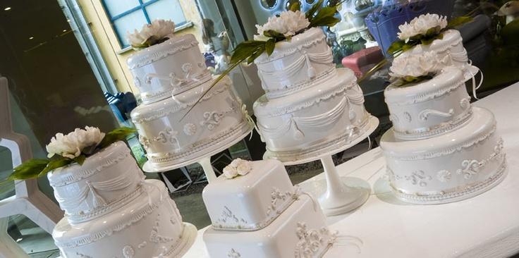 More fake cakes