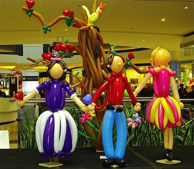 Balloon Animals Melbourne: Balloons And Display On Pinterest