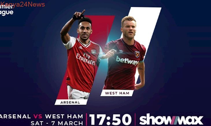 Laduuuuuma Watch Arsenal Vs West Ham United Live On Showmax In 2020 Arsenal Vs West Ham West Ham United West Ham