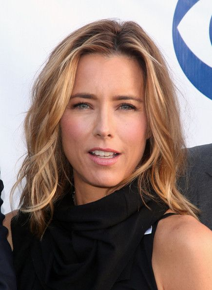 Tea Leoni Photos: Arrivals at the CBS Summer Soiree