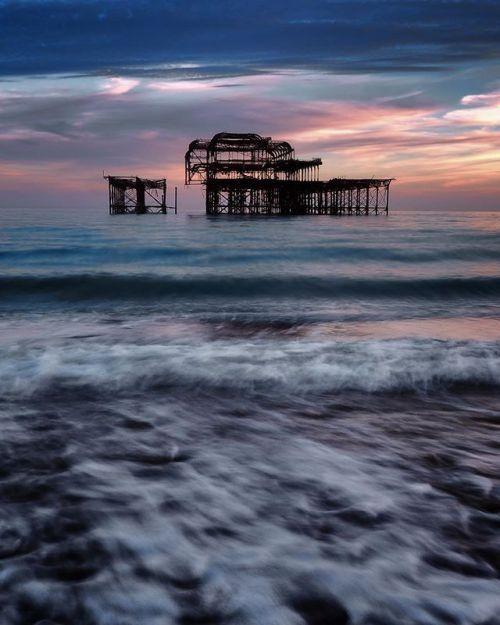 Amazing sunset over the ocean captured by OLYMPUS Visionary @paulemmingsphotography    E-M10 Mark II   17mm   f22   0.8 sec   ISO 100  #olympus #olympuskameras #omd #sunset #visionary #ocean via Olympus on Instagram - #photographer #photography #photo #instapic #instagram #photofreak #photolover #nikon #canon #leica #hasselblad #polaroid #shutterbug #camera #dslr #visualarts #inspiration #artistic #creative #creativity