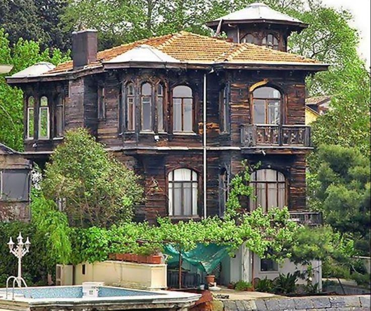 Nostalji, huis in Istanbul