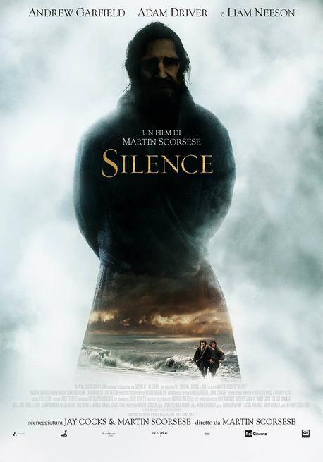 Silence USA: 2016 Genere: Drammatico Durata: 159' Regia: Martin Scorsese Con: Andrew Garfield, Adam Driver, Liam Neeson, Ciarán Hinds, Tadanobu Asan