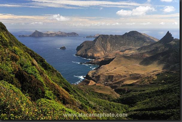 photo: Robinson Crusoe Island