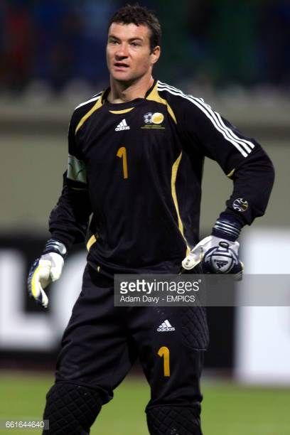 Marlin Calvin South Africa goalkeeper